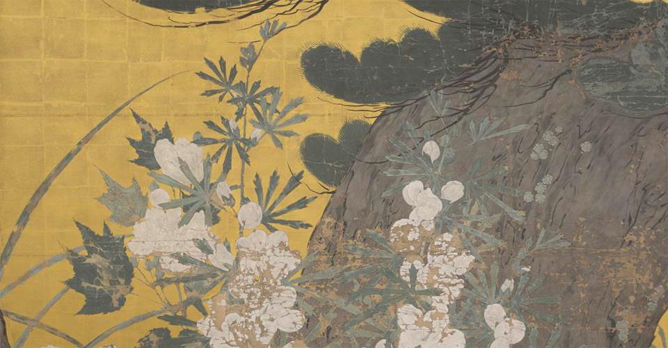 旧祥雲寺客殿障壁画